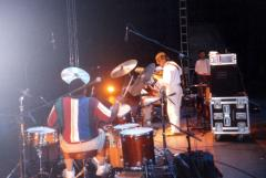 Alicante 1999 - with Alphonse Mouzon